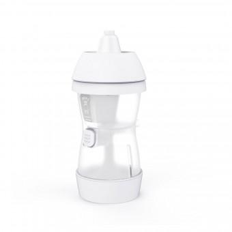 Aspirator-Spalator nazal EMED cu conexiune la aerosol
