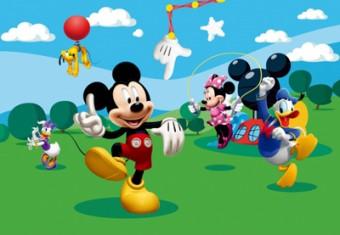 Fototapet - Mickey Mouse 360x254cm