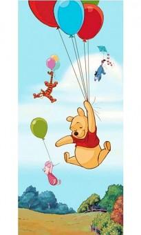 Fototapet Disney Winnie the Pooh vertical 90x202cm