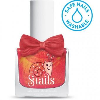 Lac Snails Gingerbread+Creion Decorativ si Sticker