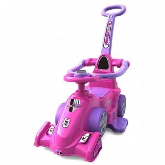 Masinuta Chipolino Formula cu maner pink