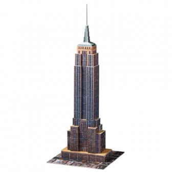 PUZZLE 3D 12Ani+ EMPIRE STATE BUILDING, 216 PIESE