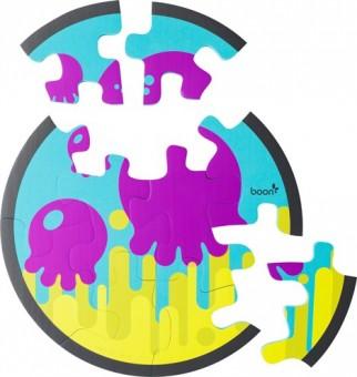 Puzzle copii din spuma pentru baie Boon