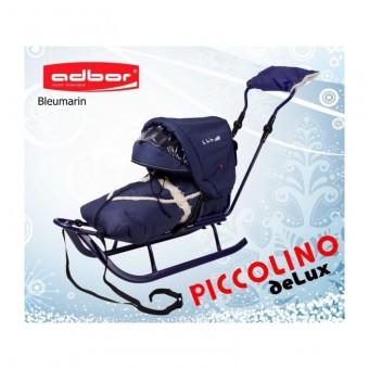 Saniuta pentru copii 7 Luni+ Adbor Piccolino Deluxe