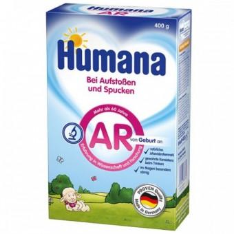 Imagine indisponibila pentru Set Lapte praf antireflux de la nastere Humana AR 400g