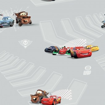 Tapet camera copii Rola 10 X 0,52 m Cars 2