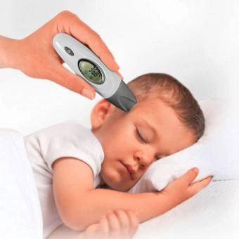 Termometru copii pentru tampla si ureche SkinTemp REER