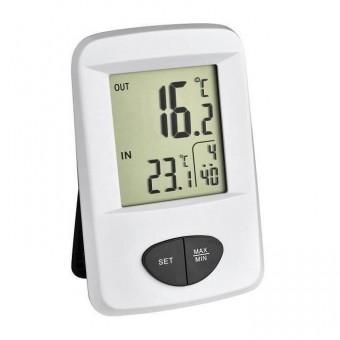 Termometru digital cu transmitator wireless pentru exterior Tfa