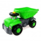Camion basculant Copii Carrier green