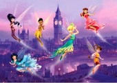 Fototapet - Disney Fairies 255x180cm