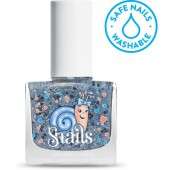 Lac Snails Confetti+Creion Decorativ si Sticker