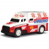 Masina ambulanta Fun Dickie Toys Ambulance FO