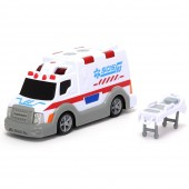 Masina ambulanta Fun Dickie Toys Ambulance SOS 03