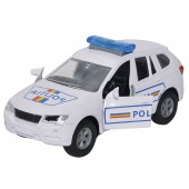 Masina de politie Play Dickie Toys Safety Unit