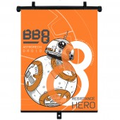 Parasolar auto retractabil Star Wars BB8 Seven