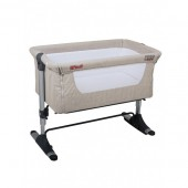 Patut Co-Sleeper Copii Kiddo by My Side Beige