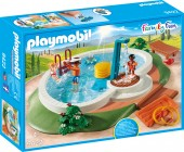 PlayMobil PISCINA