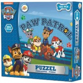 Puzzle Paw Patrol, 100 piese Toy Universe