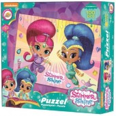 Puzzle Shimmer si Shine, 100 piese Toy Universe