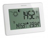 Statie meteo cu transmitator wireless white TFA
